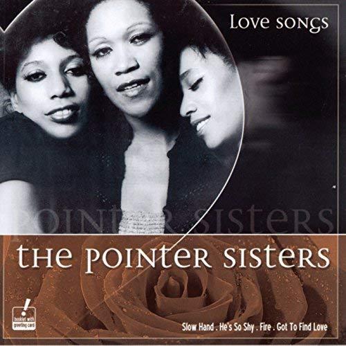 POINTER SISTERS - LOVE SONGS (CD)