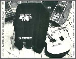 FABRIZIO DE ANDRE' - IN CONCERTO VOLUME II 24BIT (CD)