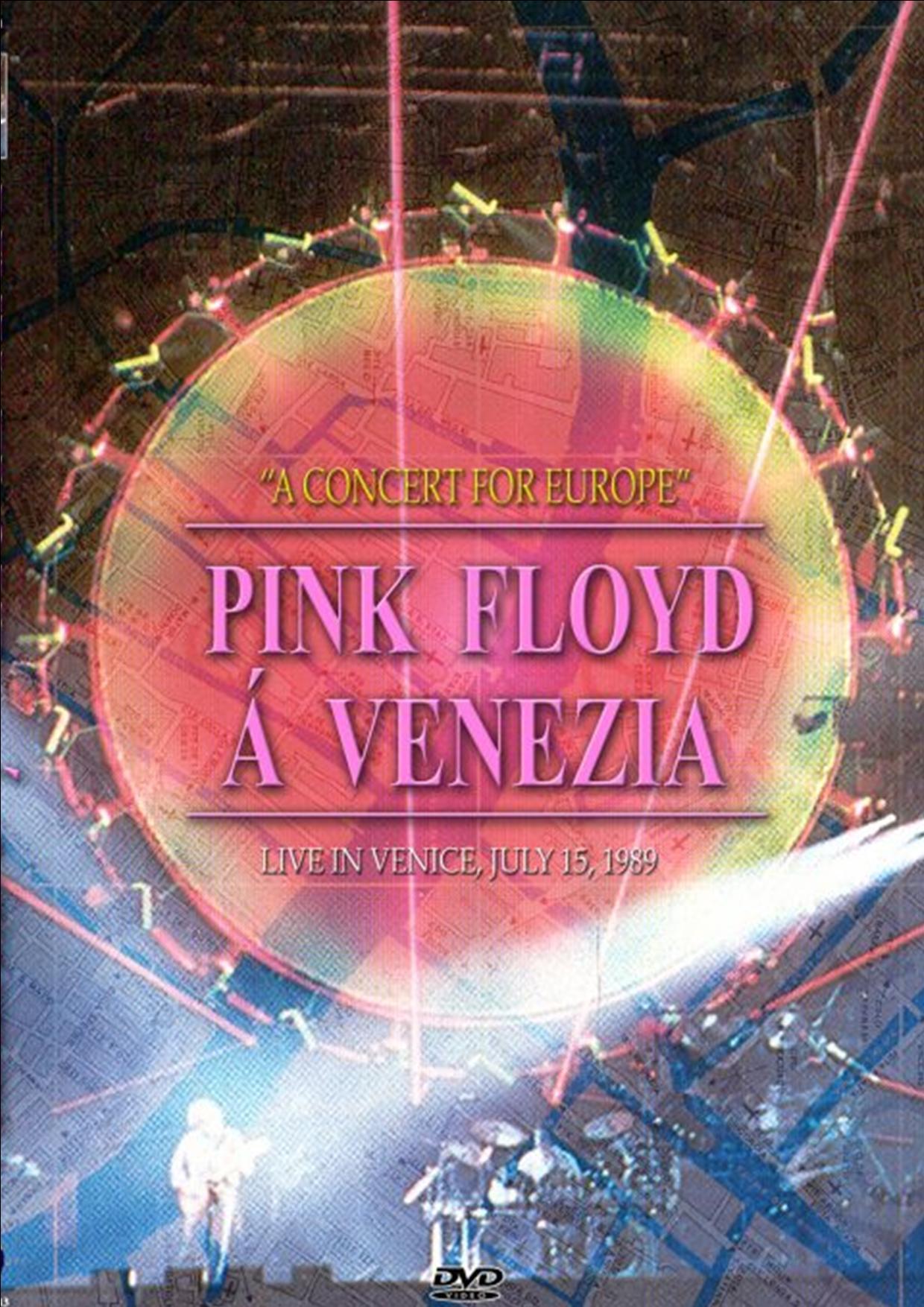 PINK FLOYD A VENEZIA 1989 (DVD)