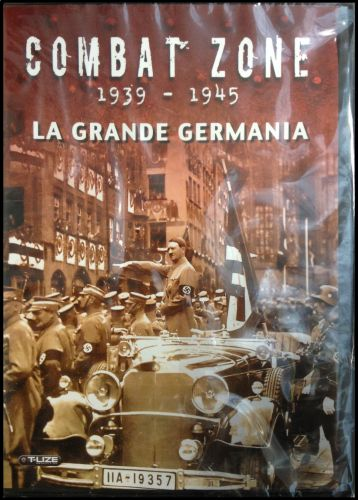 COMBAT ZONE 1939-1945 - LA GRANDE GERMANIA (DVD)