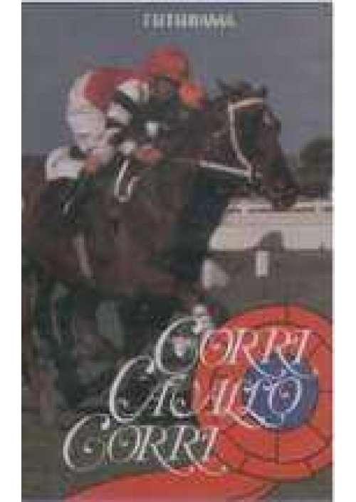 CORRI CAVALLO CORRI - VHS EX NOLEGGIO (VHS)