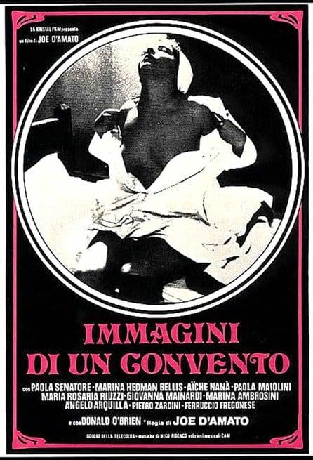 IMMAGINI DI UN CONVENTO - VHS EX NOLEGGIO (VHS)