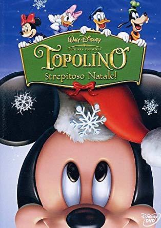 TOPOLINO STREPITOSO NATALE - EX NOLEGGIO (DVD)