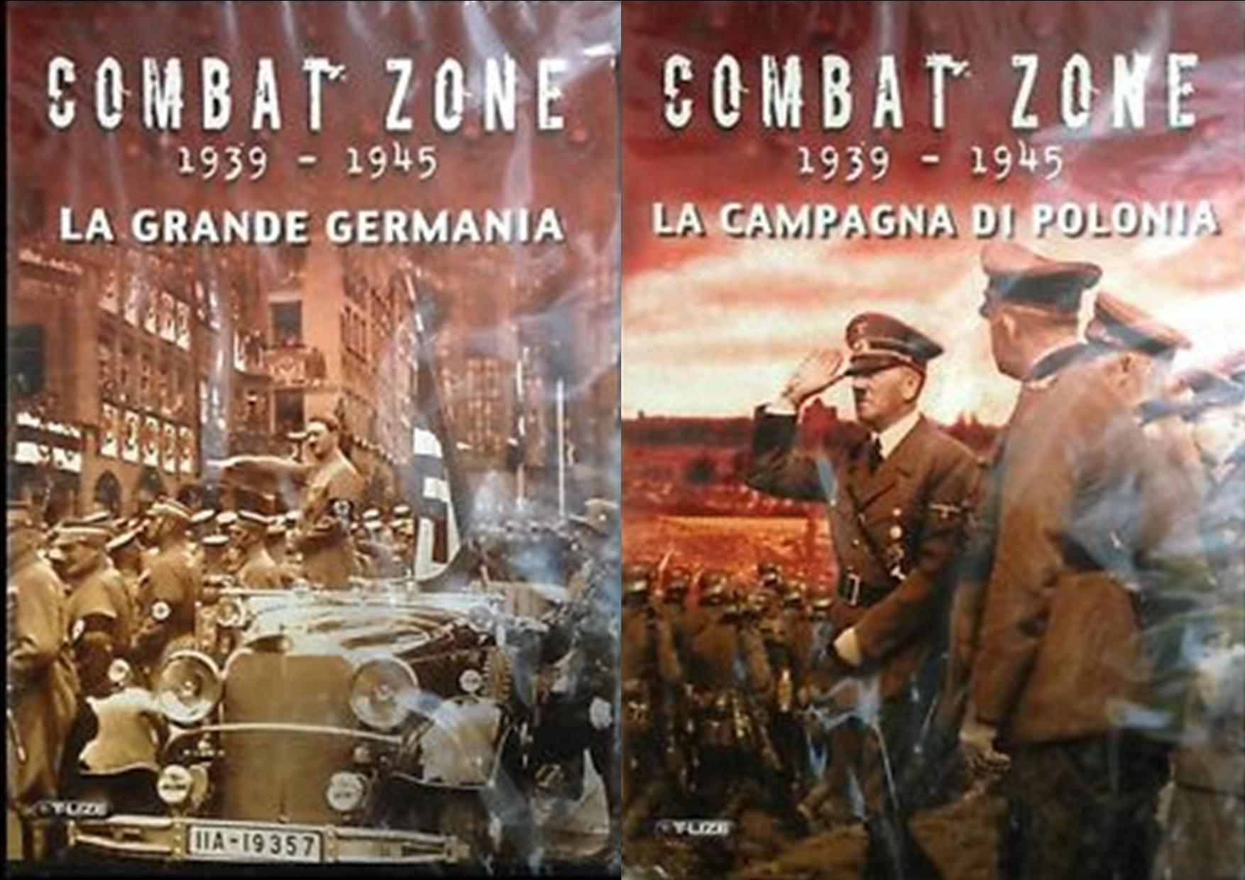 COF.COMBAT ZONE 1939-1945 (2 DVD) (DVD)