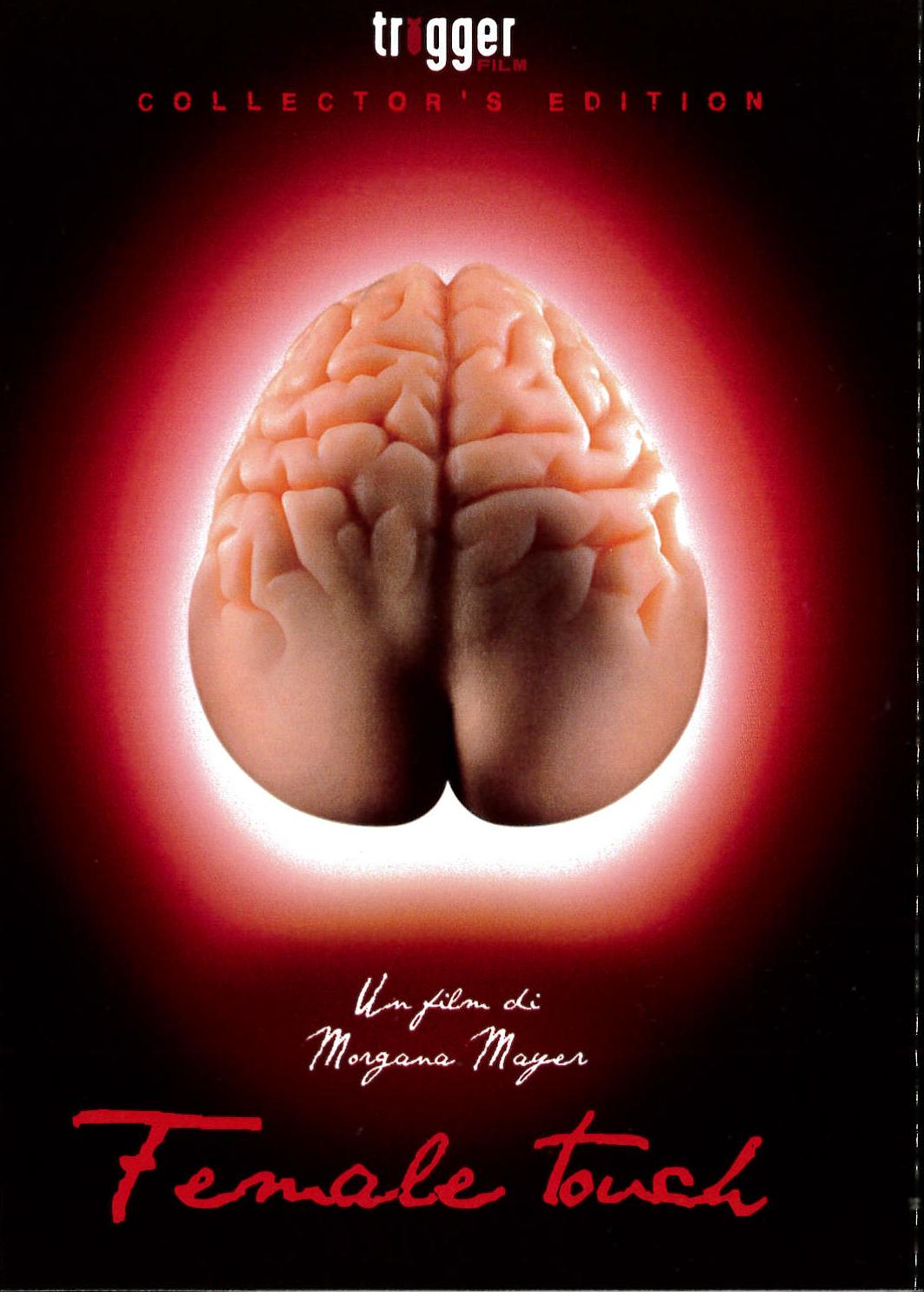 FEMALE TOUCH - ED.NUMERATA (DVD)