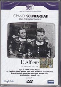 COF.L'ALFIERE (2 DVD) ED.EDICOLA (DVD)