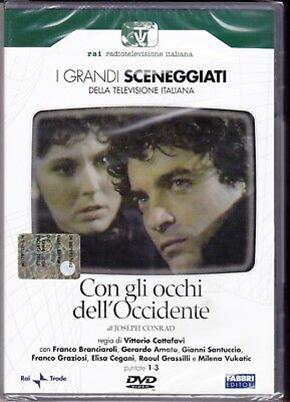 COF.CON GLI OCCHI DELL'OCCIDENTE (2 DVD) ED.EDICOLA (DVD)