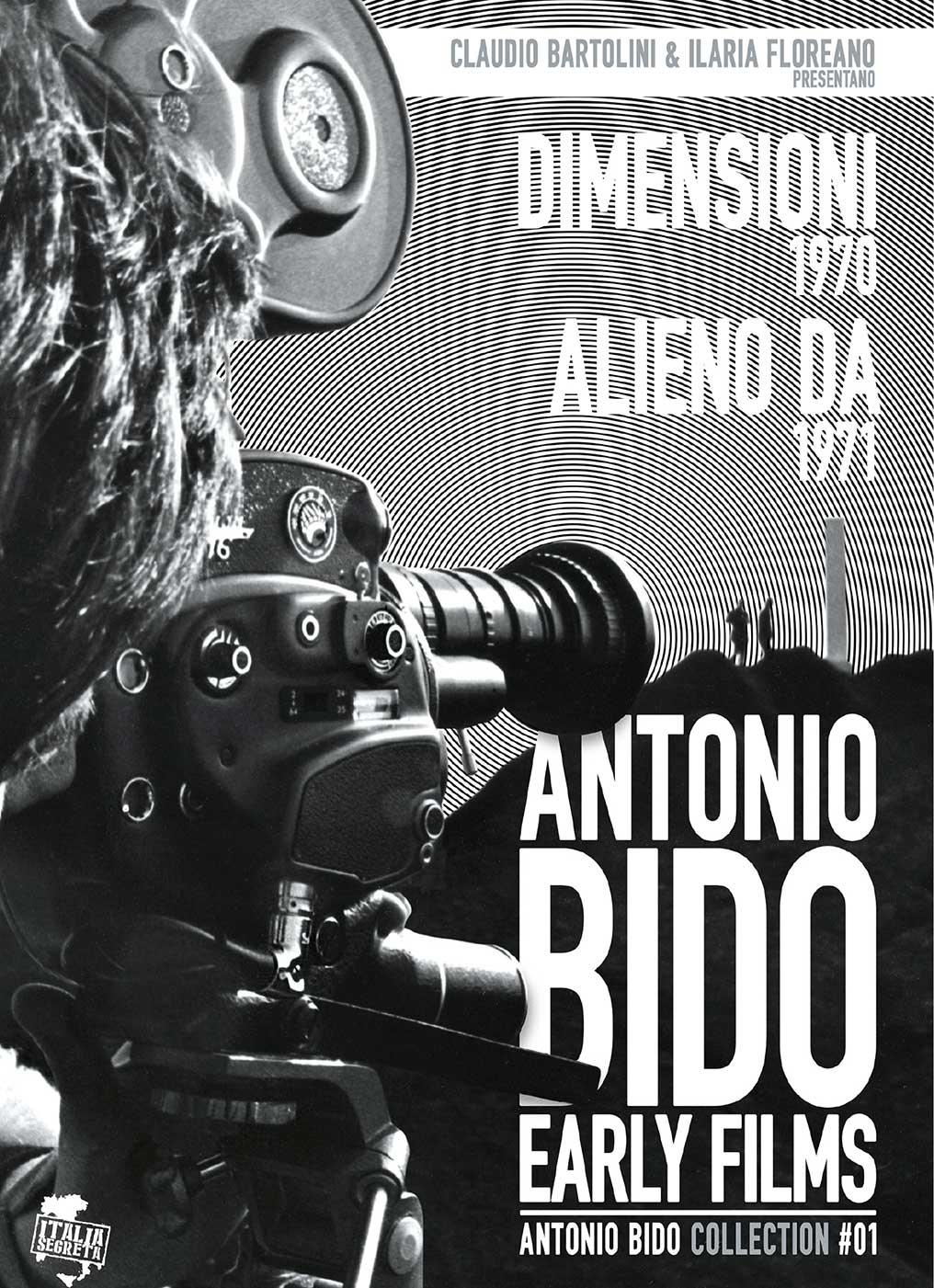 ANTONIO BIDO - EARLY FILMS (DVD)