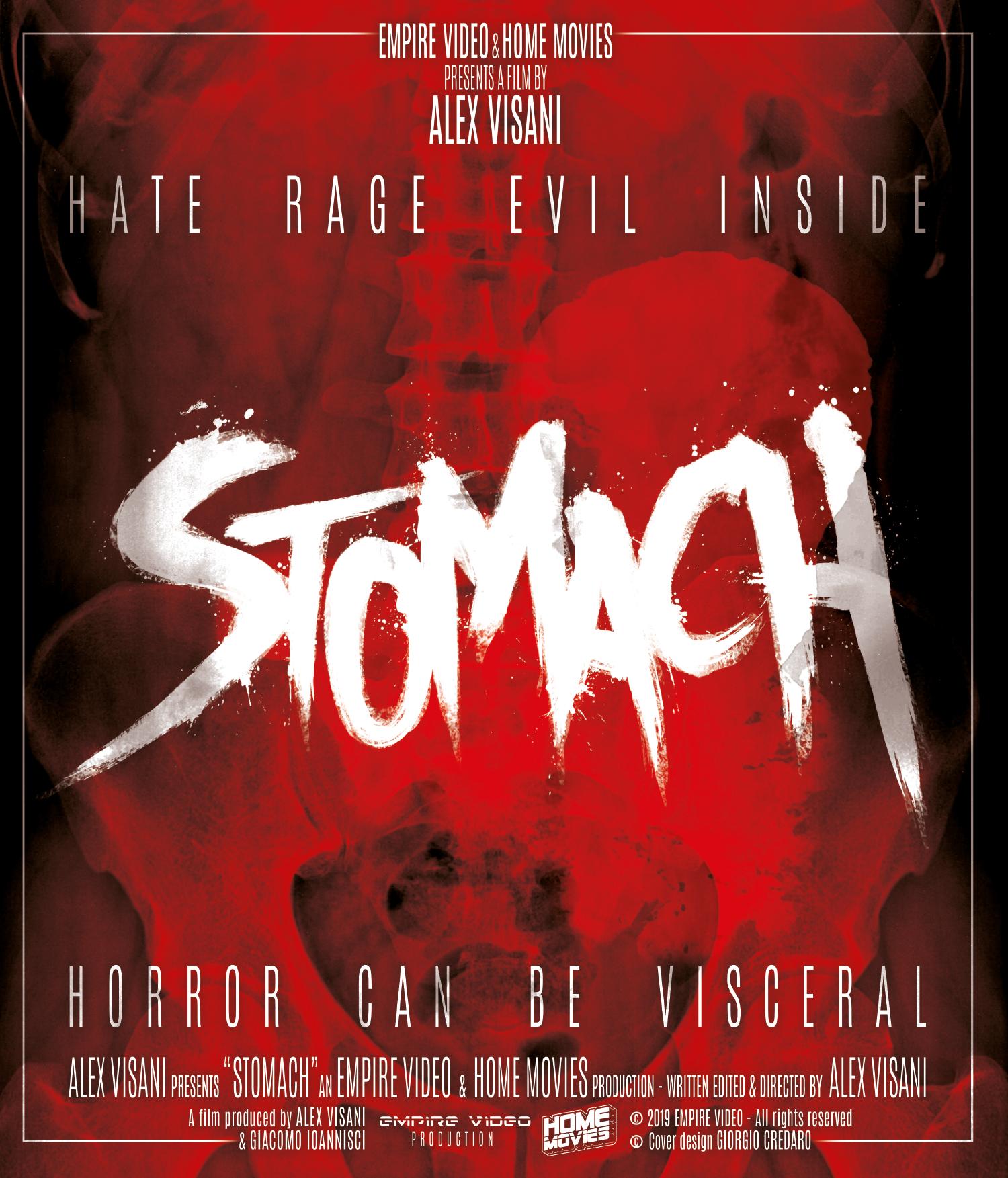 STOMACH (BLU-RAY)