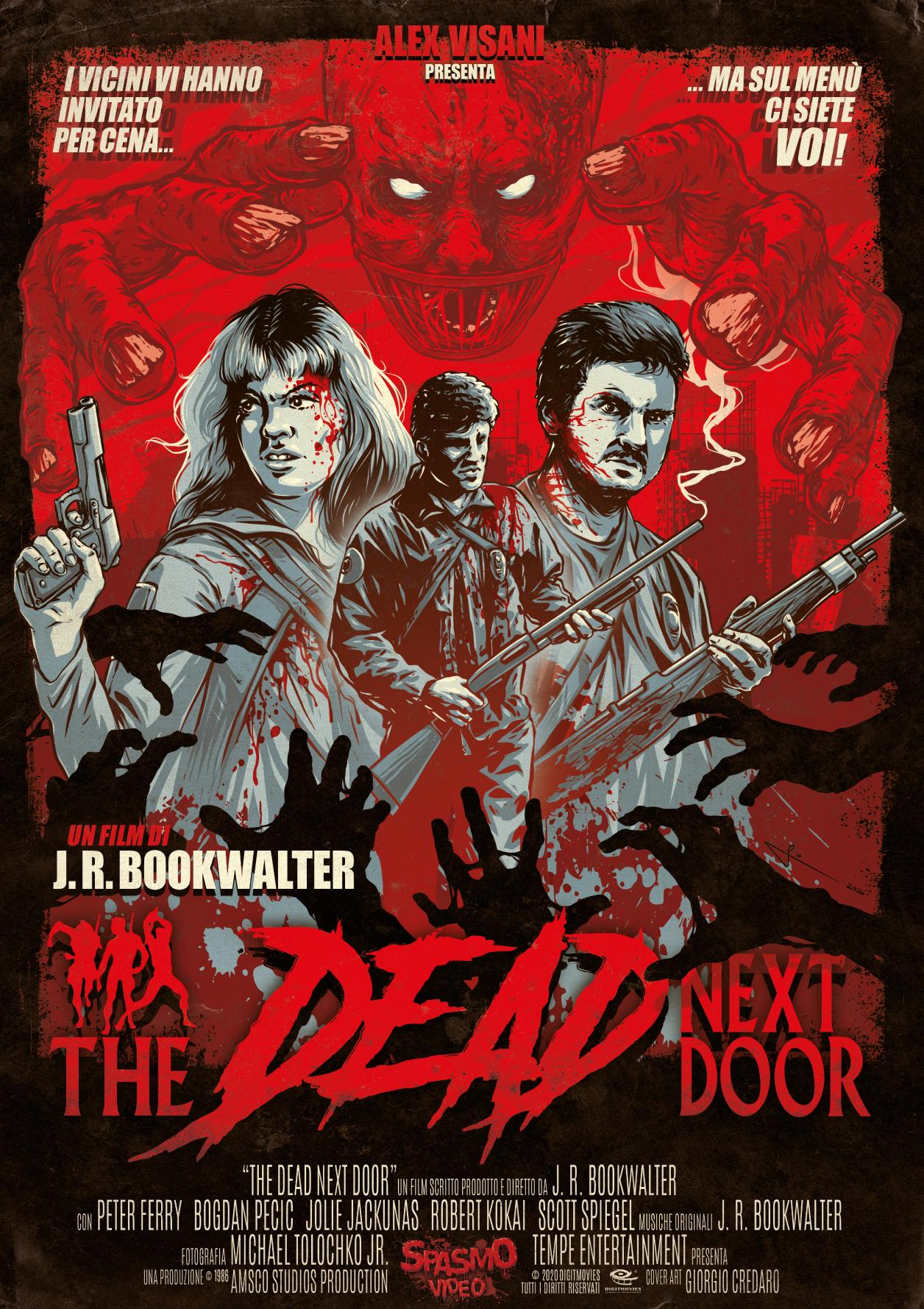 THE DEAD NEXT DOOR (DVD)