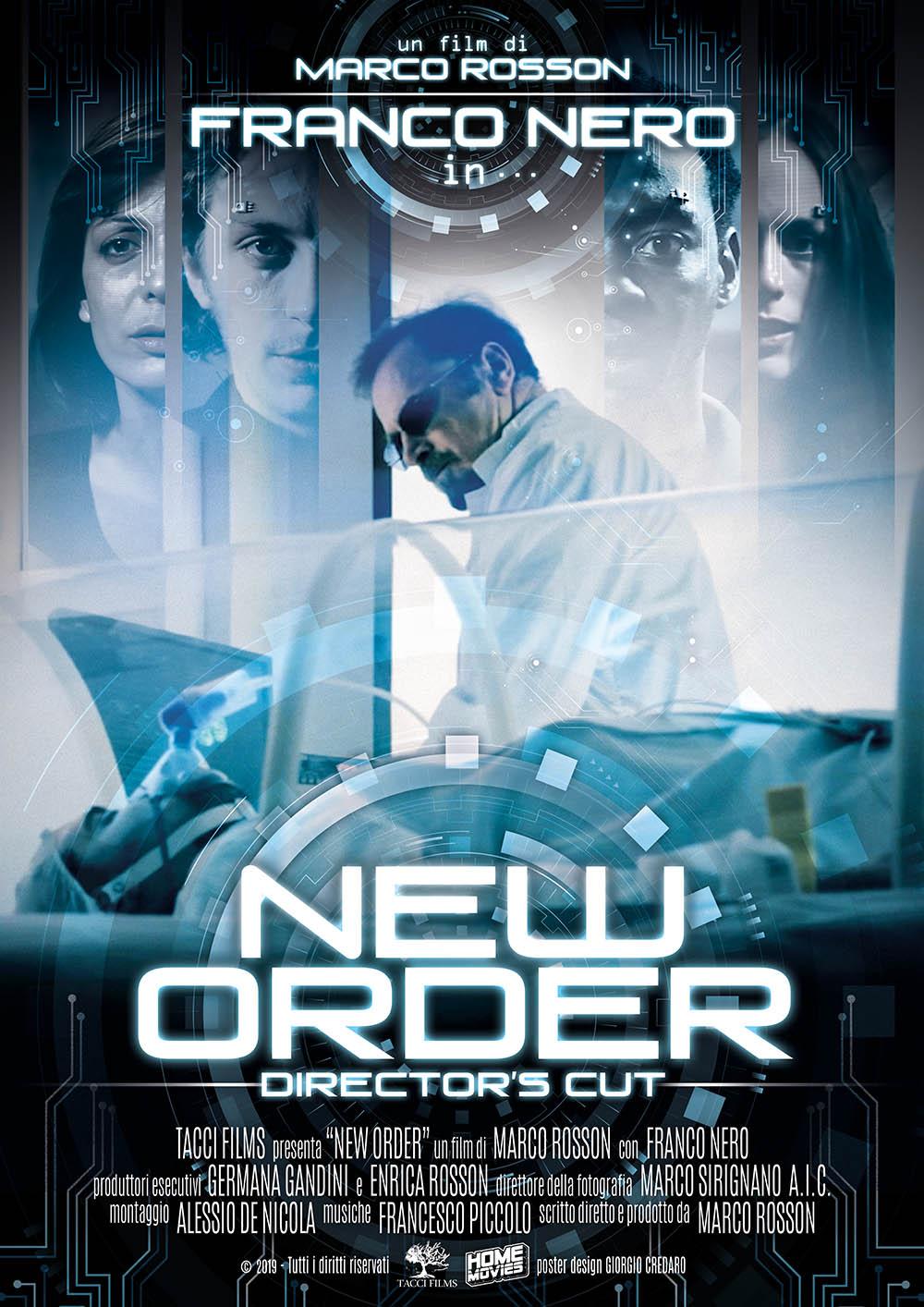 NEW ORDER (DVD)