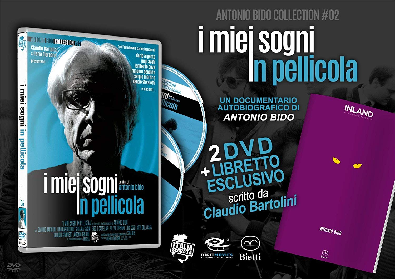I MIEI SOGNI IN PELLICOLA (ANTONIO BIDO COLLECTION #02) (ITALIA