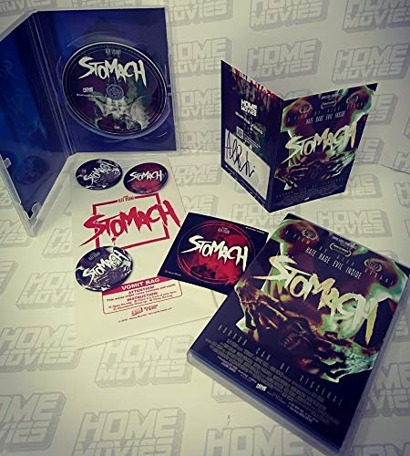 COF.STOMACH - LIMITED EDITION 100CP CON CARD AUTOGRAFATA DAL REG
