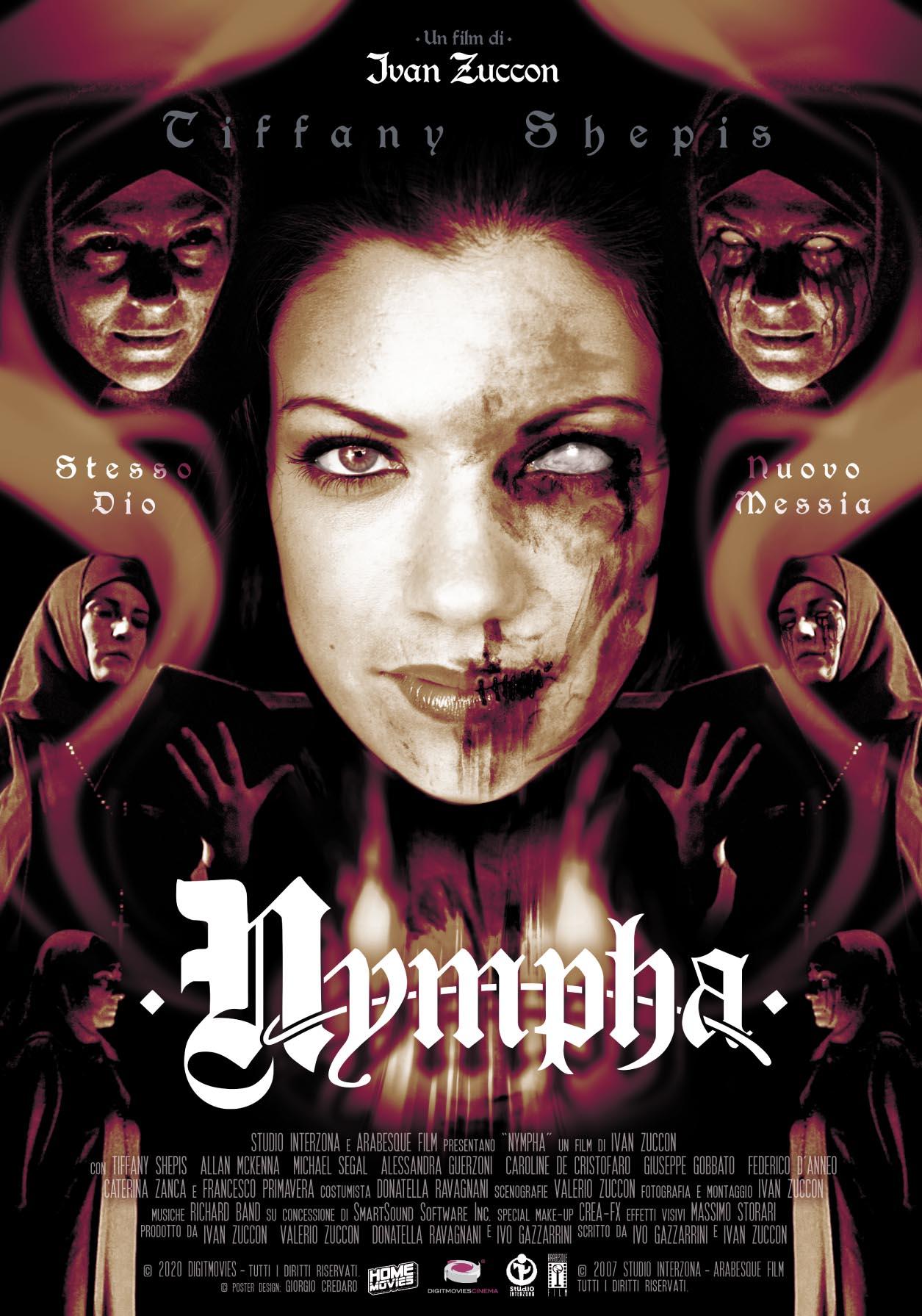 NYMPHA (DVD)