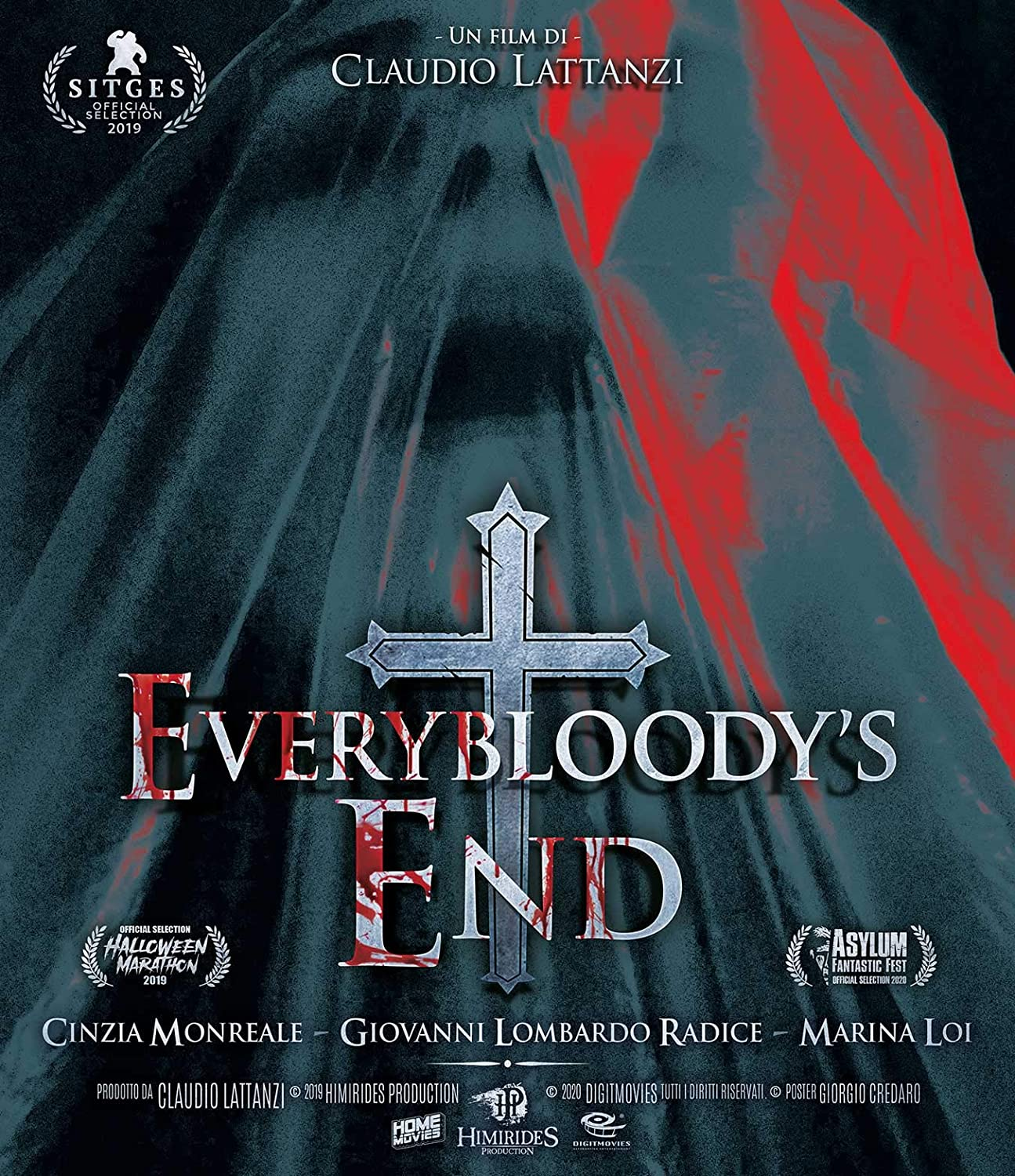 EVERYBLOODY'S END - BLU RAY