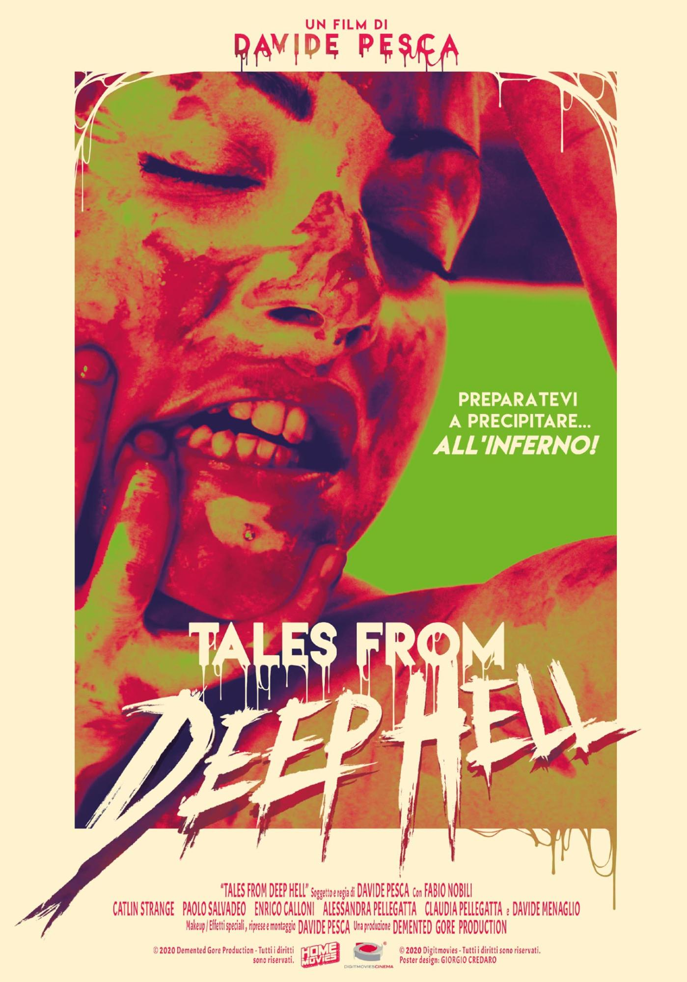 TALES FROM DEEP HELL (DVD)