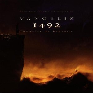 1492: LA CONQUISTA DEL PARADISO OST (CD)