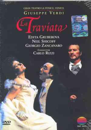 LA TRAVIATA GRAN TEATRO LA FENICE DVD (DVD)