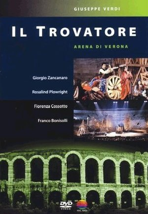 IL TROVATORE ARENA DI VERONA (DVD)