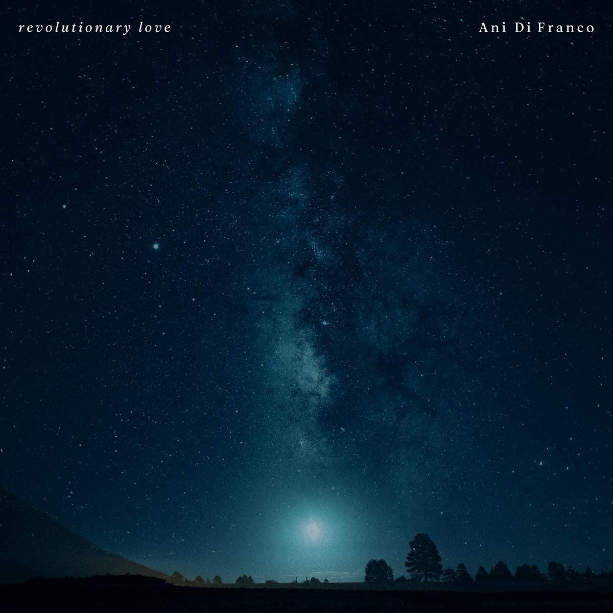 REVOLUTIONARY LOVE- ANI DIFRANCO (CD)