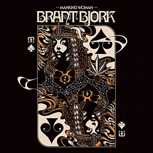 BRANT BJORK - MANKIND WOMAN (CD)