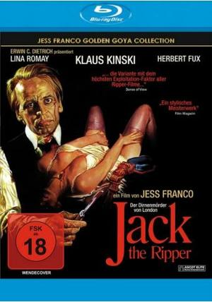 JACK LO SQUARTATORE / JACK THE RIPPER (BLU-RAY) (IMPORT)