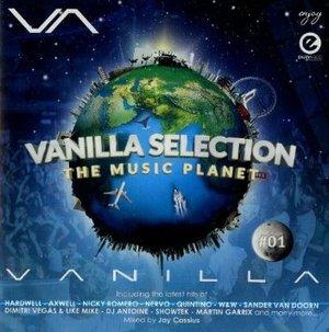 VANILLA SELECTION VOL.1 (CD)