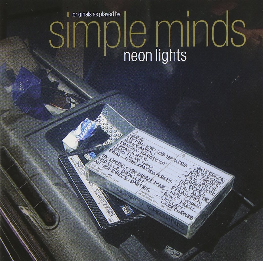 SIMPLE MINDS - NEON LIGHTS (CD)