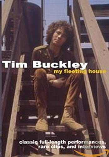 TIM BUCKLEY - MY FLEETING HOUSE (DVD)