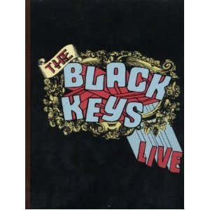 THE BLACK KEYS - BLACK KEYS - LIVE [2005] (DVD)