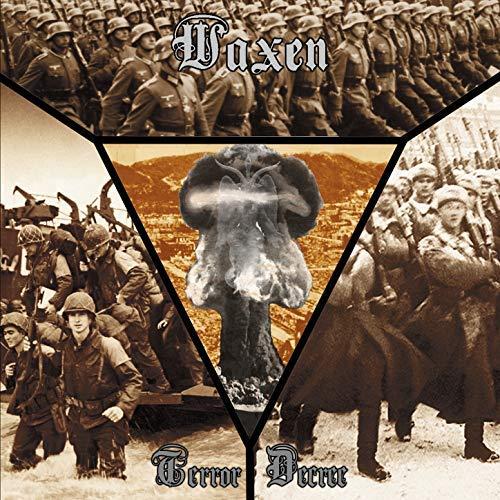 WAXEN - TERROR DECREE (CD)