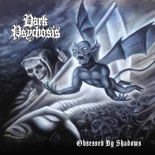 DARK PSYCHOSIS - OBSESSED BY SHADOWS (CD)