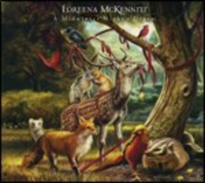 LOREENA MCKENNITT - A MIDWINTER NIGHT'S DREAM DELUXE ED. LTD + D