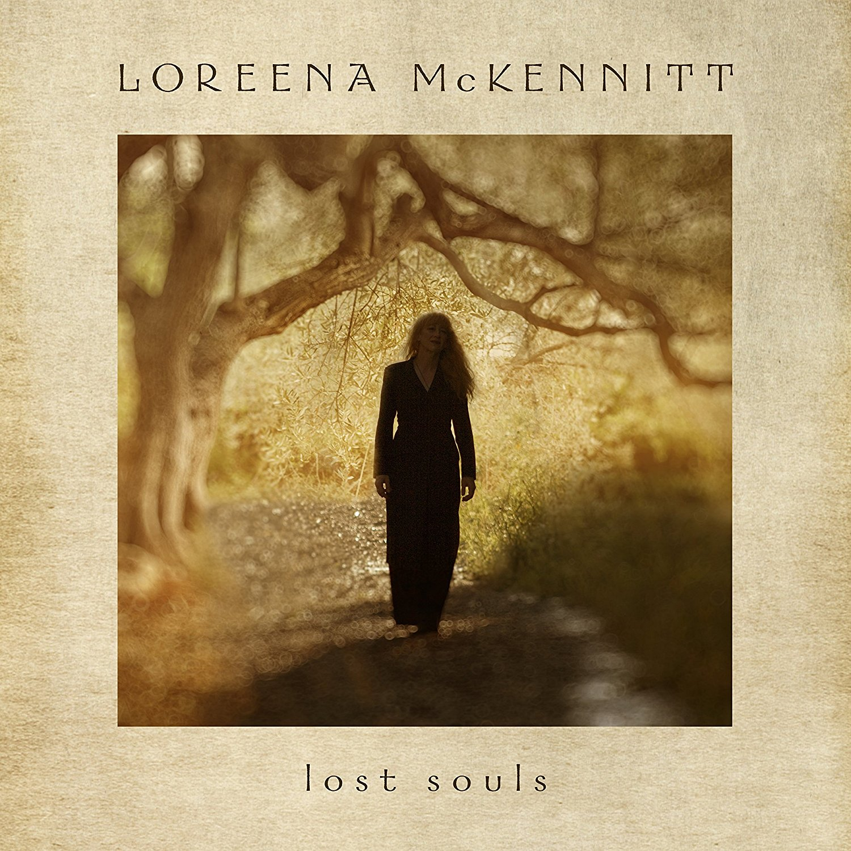 LOREENA MCKENNITT - LOST SOULS (CD)
