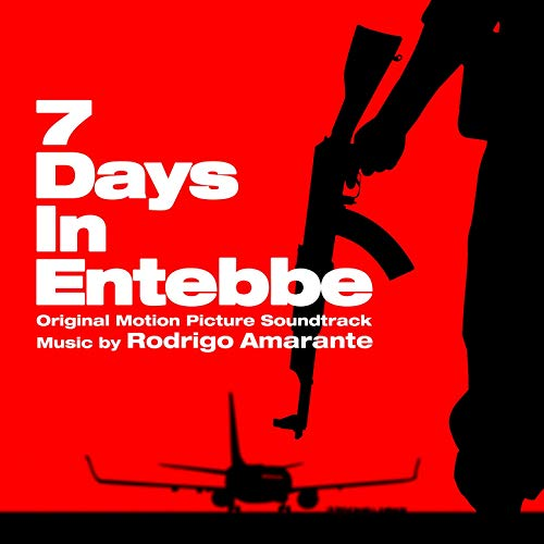7 DAYS IN ENTEBBE BY RODRIGO AMARANTE (CD)