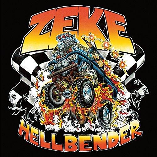 ZEKE - HELLBENDER (CD)