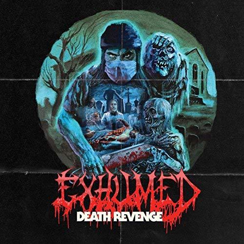 EXHUMED - DEATH REVENGE (CD)