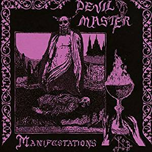 DEVIL MASTER - MANIFESTATIONS (CD)