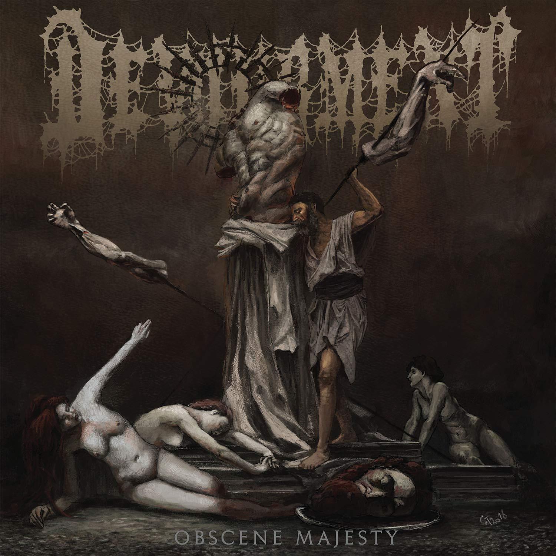 DEVOURMENT - OBSCENE MAJESTY (CD)