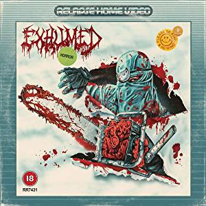 EXHUMED - HORROR (CD)