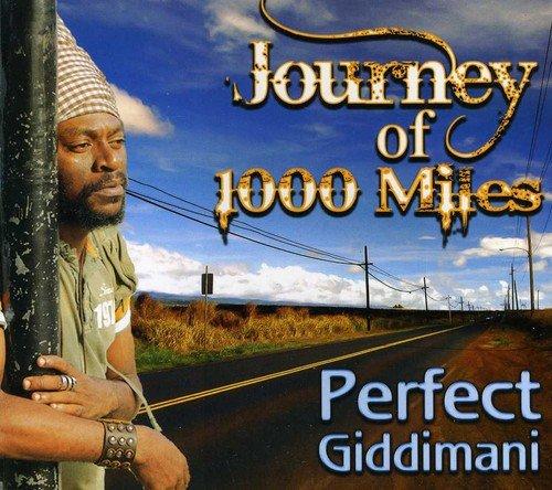 PERFECT GIDDIMANI - JOURNEY OF 1000 MILES (CD)