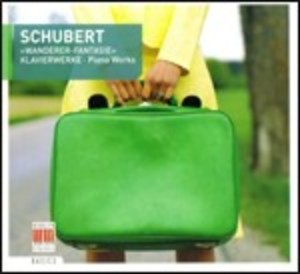 SCHUBERT WANDERER-FANTASIE - IMPROMPTUS (CD)