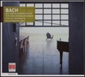 BACH QUADERNO PER ANNA MAGDALENA BACH (CD)