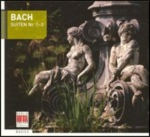 BACH SUITES PER ORCHESTRA N.1, N.2, N.3 (CD)