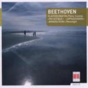 BEETHOVEN SONATE PER PIANOFORTE N.8, N.14, (CD)