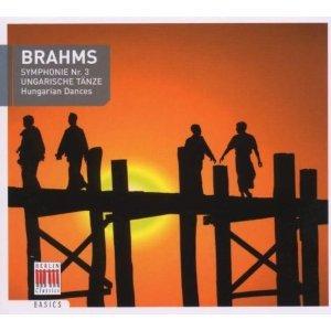 BRAHMS SINFONIA N.3 - DANZE UNGHERESI (CD)