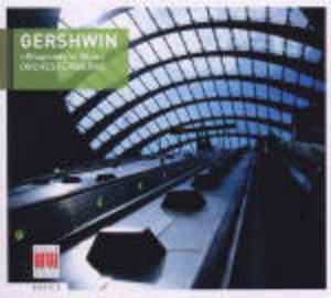 GERSHWIN RAPSODIA IN BLU - OPERE PER ORCHESTRA (CD)