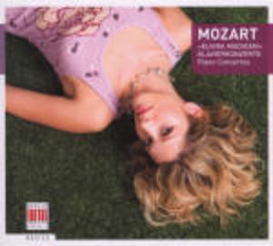 MOZART CONCERTI PER PIANOFORTE N.20, N.21 (CD)
