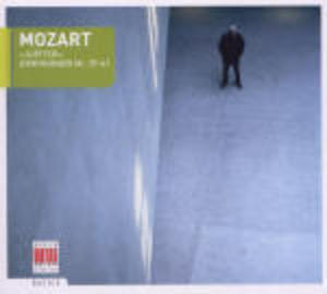MOZART SINFONIE N.39, N.40, N.41 (CD)