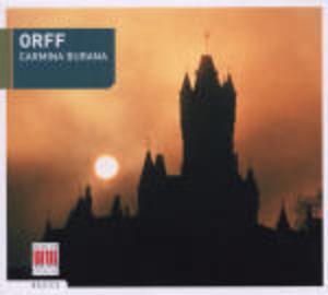 ORFF CARMINA BURANA (CD)